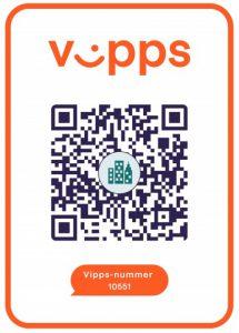 Vipps QR-kode